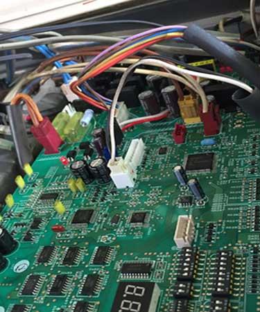 Repair-of-Control-PC-Board
